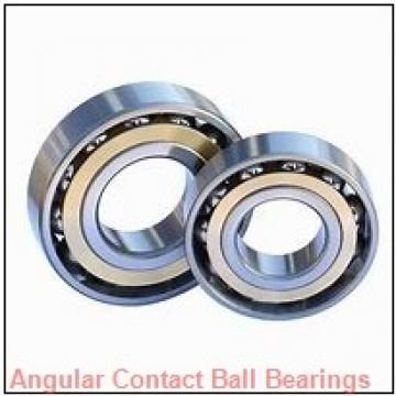 25 mm x 47 mm x 12 mm  25 mm x 47 mm x 12 mm  SKF 7005 CE/HCP4AL angular contact ball bearings