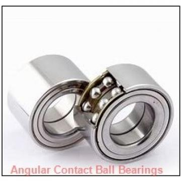 25 mm x 62 mm x 17 mm  25 mm x 62 mm x 17 mm  SKF 7305 BECBM angular contact ball bearings