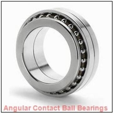 12 mm x 32 mm x 10 mm  12 mm x 32 mm x 10 mm  NSK 7201 B angular contact ball bearings