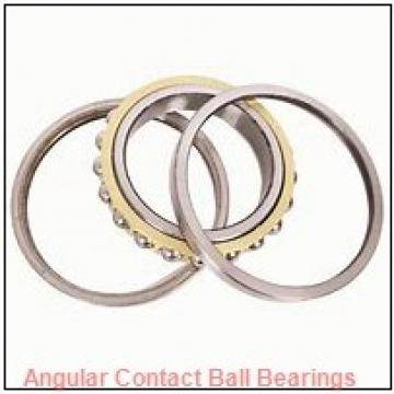 ISO 7201 ADB angular contact ball bearings