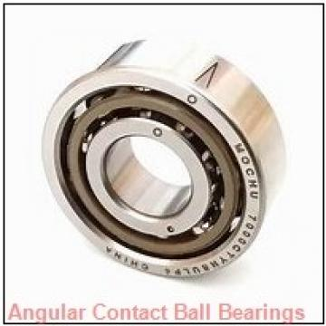 95 mm x 145 mm x 24 mm  95 mm x 145 mm x 24 mm  SKF 7019 ACD/P4AH1 angular contact ball bearings