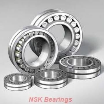 95 mm x 120 mm x 17 mm  NSK 95dsf01  Self Aligning Ball Bearings