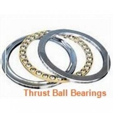 ISO 53318 thrust ball bearings