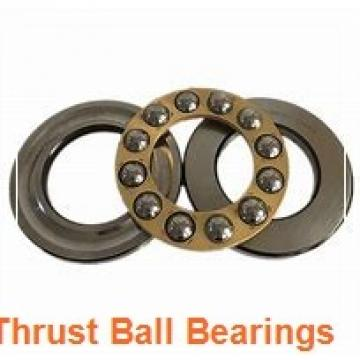 Toyana 54202U+U202 thrust ball bearings