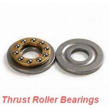 380 mm x 600 mm x 44 mm  380 mm x 600 mm x 44 mm  NACHI 29376E thrust roller bearings