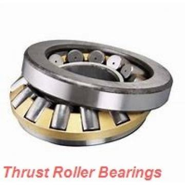 Toyana 812/600 thrust roller bearings