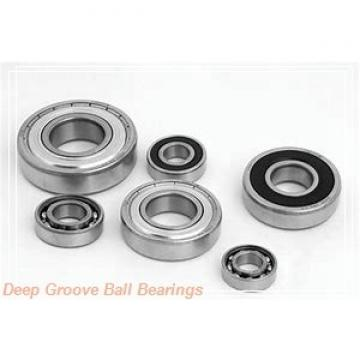 110 mm x 240 mm x 50 mm  110 mm x 240 mm x 50 mm  NKE 6322 deep groove ball bearings