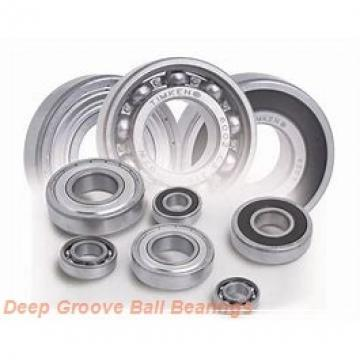 100 mm x 215 mm x 86 mm  100 mm x 215 mm x 86 mm  NKE GNE100-KRRB deep groove ball bearings