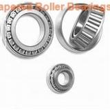 Toyana LL641149/10 tapered roller bearings