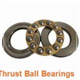 INA 2002 thrust ball bearings