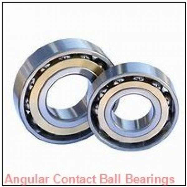 130 mm x 230 mm x 40 mm  130 mm x 230 mm x 40 mm  NACHI 7226CDF angular contact ball bearings #3 image