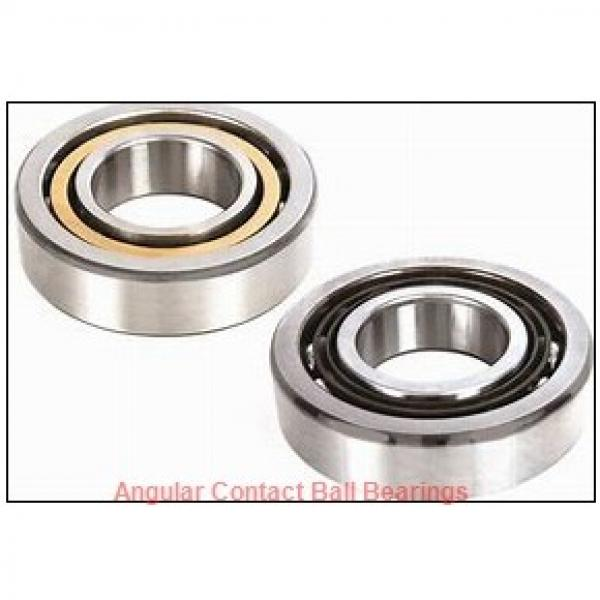 130 mm x 230 mm x 40 mm  130 mm x 230 mm x 40 mm  NACHI 7226CDF angular contact ball bearings #4 image