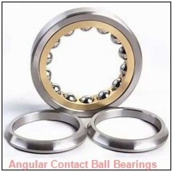 45 mm x 85 mm x 19 mm  45 mm x 85 mm x 19 mm  ZEN S7209B angular contact ball bearings #3 image