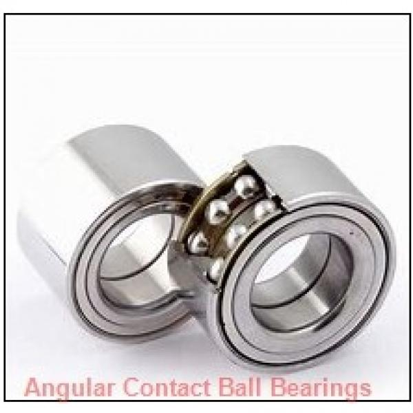 80 mm x 170 mm x 39 mm  80 mm x 170 mm x 39 mm  NSK 7316BEA angular contact ball bearings #2 image