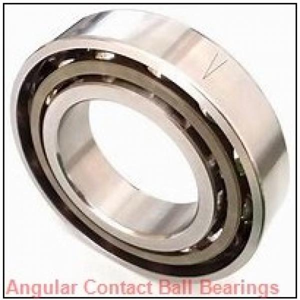 80 mm x 170 mm x 39 mm  80 mm x 170 mm x 39 mm  NSK 7316BEA angular contact ball bearings #1 image