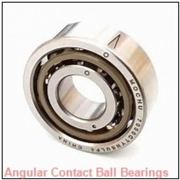 80 mm x 170 mm x 39 mm  80 mm x 170 mm x 39 mm  NSK 7316BEA angular contact ball bearings #5 image