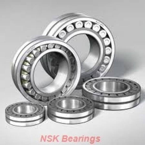 95 mm x 120 mm x 17 mm  NSK 95dsf01  Self Aligning Ball Bearings #1 image