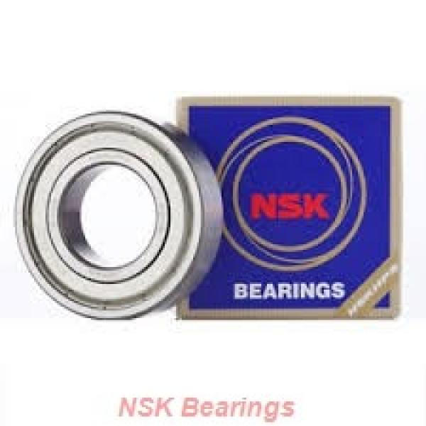 NSK 6203du  Self Aligning Ball Bearings #1 image