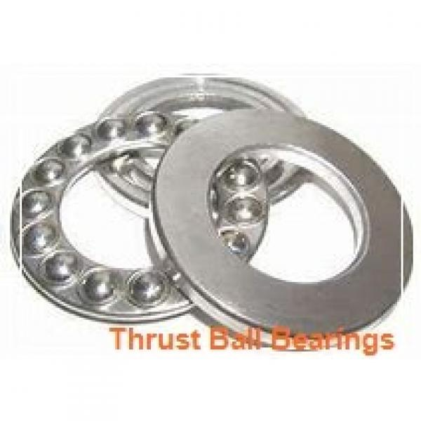 NTN 51108 thrust ball bearings #2 image