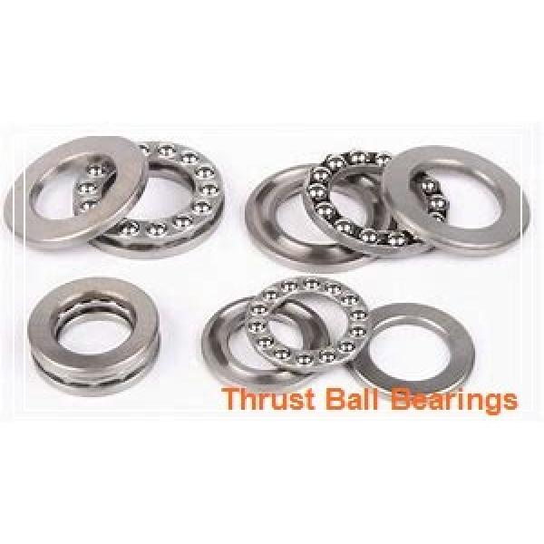 NTN 51108 thrust ball bearings #1 image