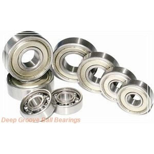 AST SFRW166 deep groove ball bearings #1 image